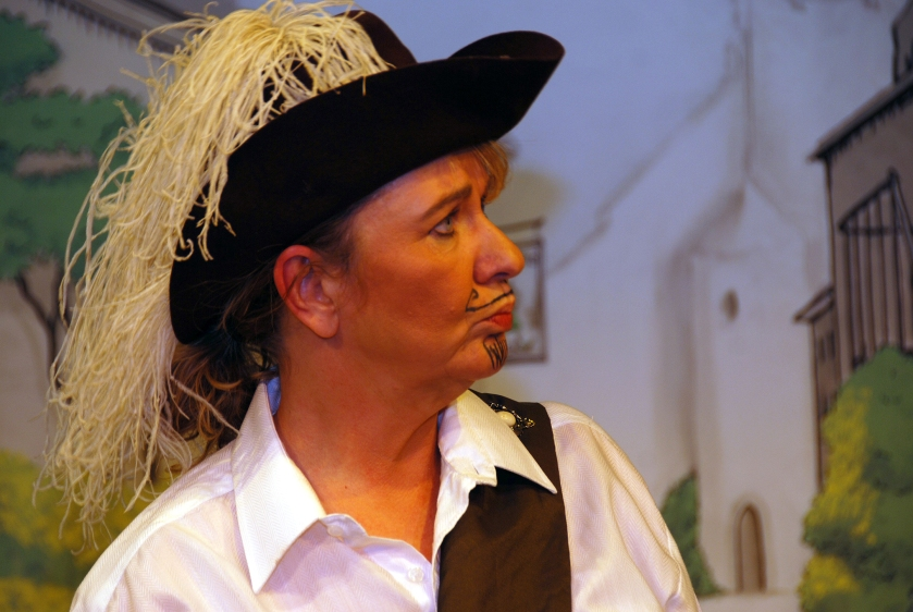 Mother Goose 2012