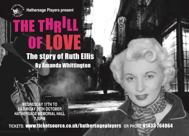Thrill of Love Poster